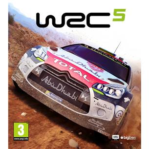 Arvutimäng WRC 5: FIA World Rally Championship