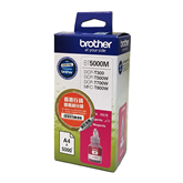Ink container refill bottle BT5000M, Brother / magneta