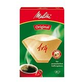 Coffee filters 1x4, Melitta, 80 pcs