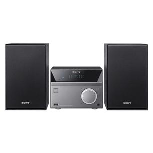Muusikakeskus CMT-SBT40D, Sony