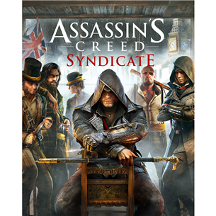 Xbox One mäng Assassin's Creed Syndicate