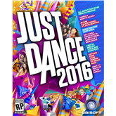 Wii U mäng Just Dance 2016