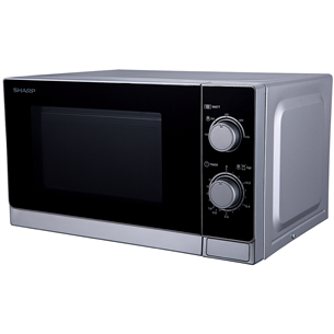 Microwave oven Sharp / capacity: 20 L