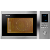 Microwave oven with grill / capacity: 32 L