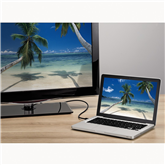 Juhe Mini DisplayPort -- DisplayPort Hama (1,8 m)