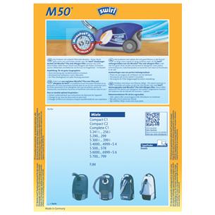 Пылесборники Micropor M50, Swirl