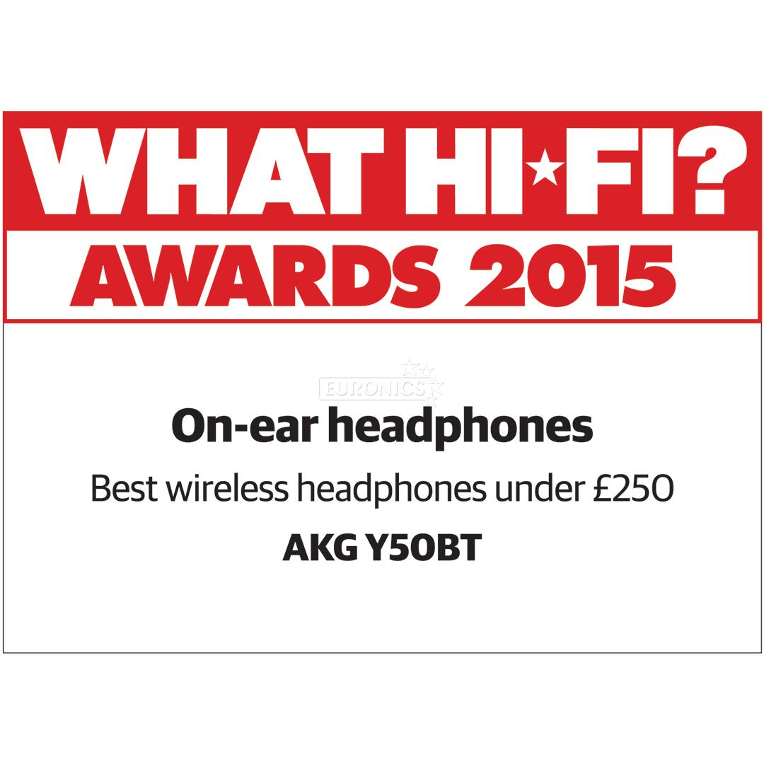 Wireless Headphones Y50bt Akg Y50btslv Headphone