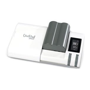 Universaalne akulaadija UniPal Plus, Hähnel