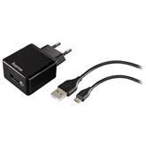 Laadija Qualcomm Quick Charge 2.0, Hama
