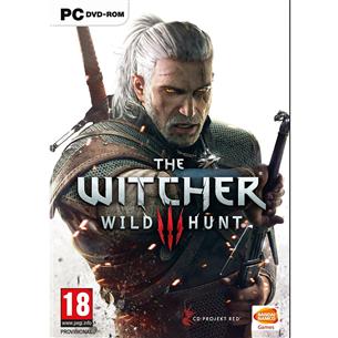 Arvutimäng The Witcher 3: Wild Hunt