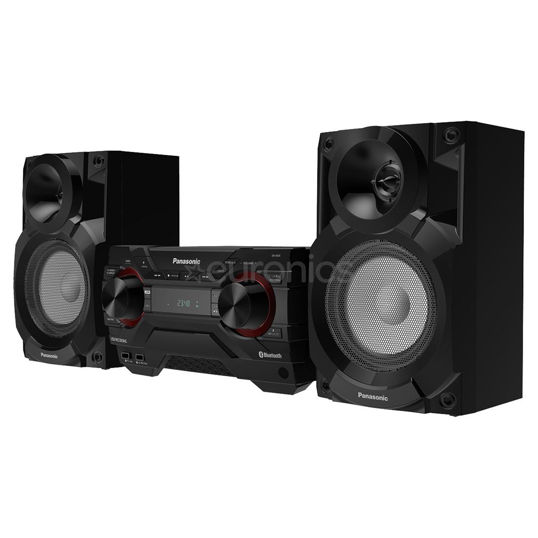 Panasonic SA-PM18 - audio system Specs