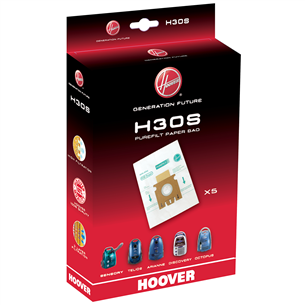 Tolmukotid Hoover H30S
