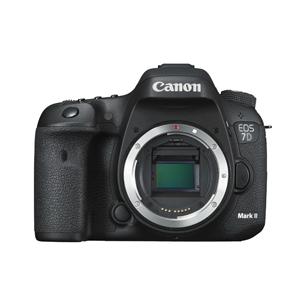 Peegelkaamera EOS 7D Mark II kere, Canon
