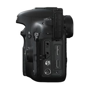 Peegelkaamera kere Canon EOS 7D Mark II