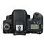 Peegelkaamera kere EOS 760D, Canon
