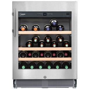 Integreeritav veinikülmik GrandCru, Liebherr / maht: 46 pudelit
