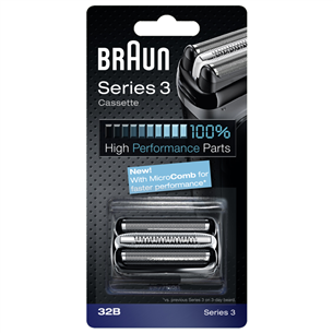 Replacement Foil and Cutter Braun Series 3 32BMN1
