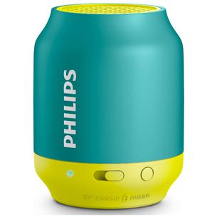 Kaasaskantav juhtmevaba kõlar BT50, Philips