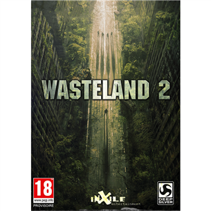 PS4 mäng Wasteland 2