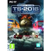 Arvutimäng Train Simulator 2016