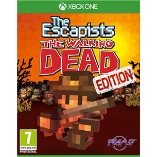 Xbox One mäng The Escapists: The Walking Dead