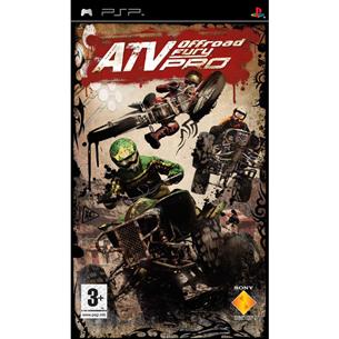 PSP mäng ATV Offroad Fury Pro