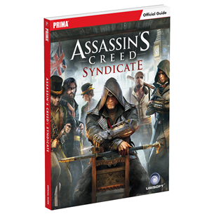 Assassins Creed Syndicate raamat, Prima Games
