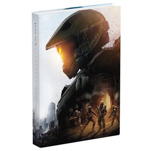 Halo 5: Guardians Collectors Edition raamat, Prima Games
