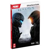 Halo 5: Guardians Standard Edition raamat, Prima Games