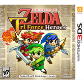 3DS mäng The Legend of Zelda: Tri Force Heroes