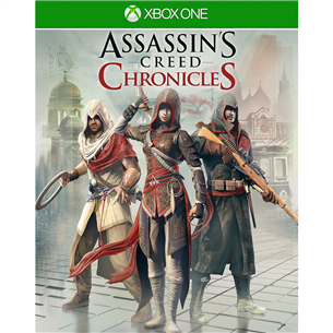 Xbox One mäng Assassins Creed Chronicles Pack