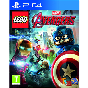 PS4 mäng LEGO Marvels Avengers