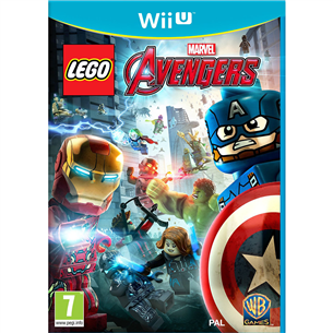 Wii U mäng LEGO Marvels Avengers