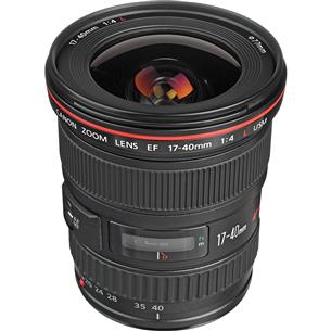 Objektiiv EF 17-40mm f/4L USM, Canon