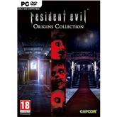 Arvutimäng Resident Evil Origins Collection