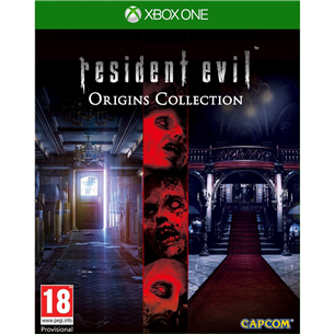 Xbox One mäng Resident Evil Origins Collection