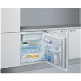 Integreeritav külmik, Whirlpool / niši kõrgus: 82 cm