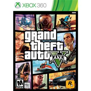 Xbox 360 mäng Grand Theft Auto V