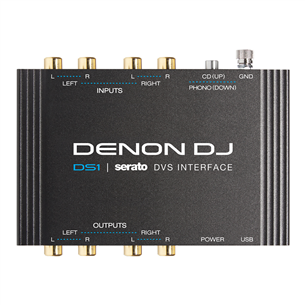 Аудиоинтерфейс для DJ DS1, Denon DS1