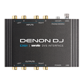 DJ audio interface DS1, Denon