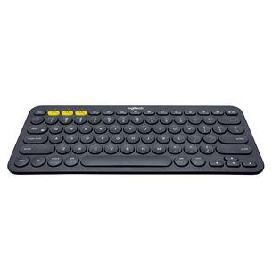 Juhtmevaba klaviatuur Logitech K380 (RUS)