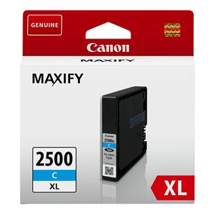 Tindikassett Canon PGI-2500XL (tsüaan)