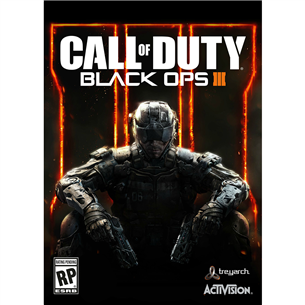 Xbox One mäng Call of Duty: Black Ops III