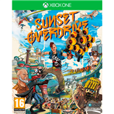 Xbox One mäng Sunset Overdrive