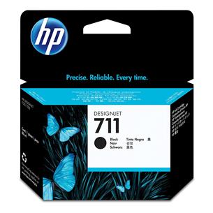 Ink cartridge 711 (black), HP