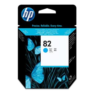 Ink cartridge HP 82 (cyan)