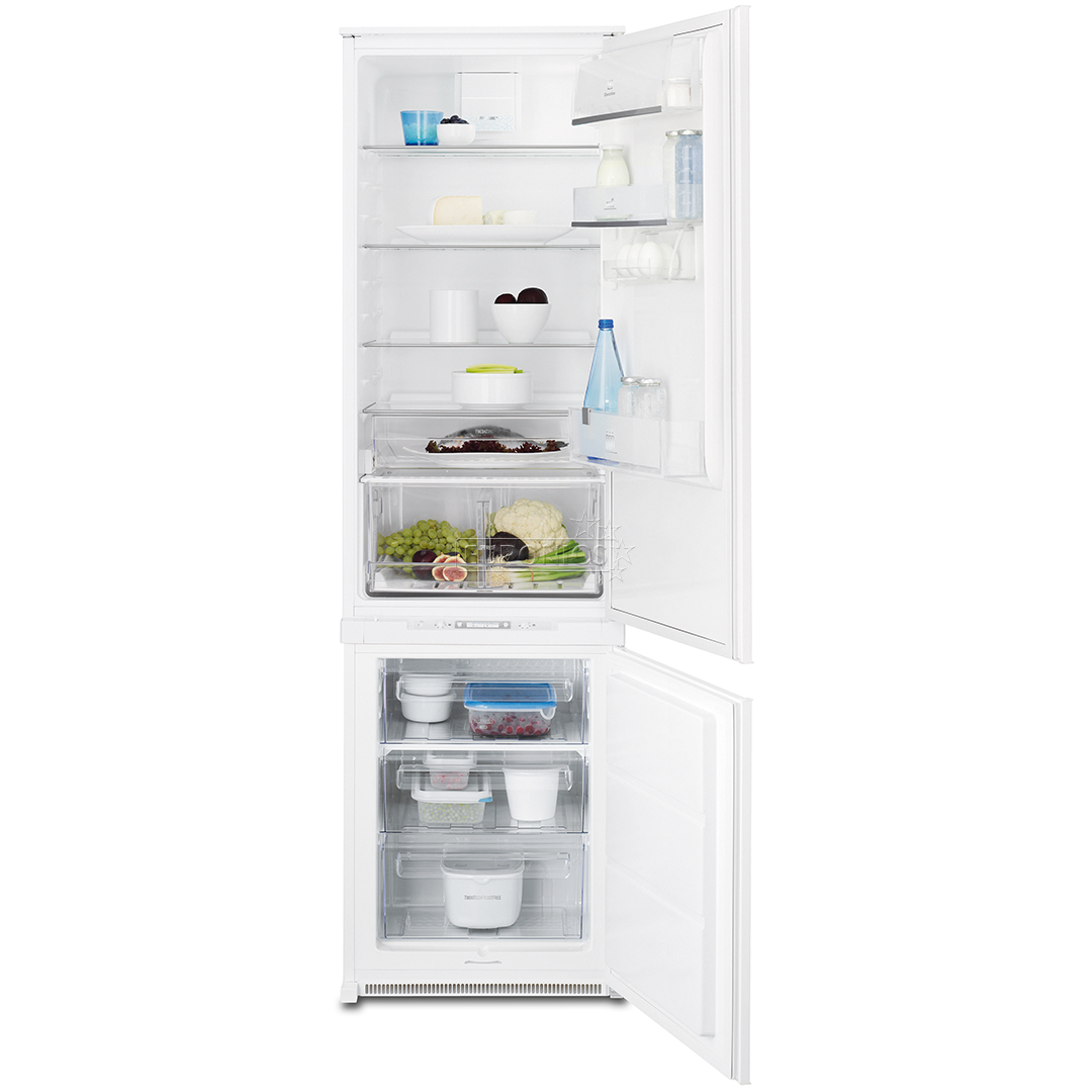 Built in Refrigerator FrostFree Electrolux / height 184,2 cm ...