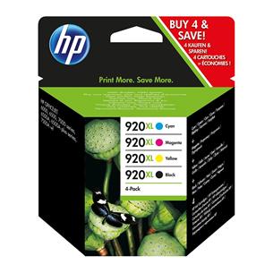 Tindikassettide komplekt 920XL, HP