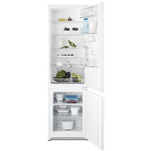 Integreeritav külmik, Electrolux / niši kõrgus: 185 cm