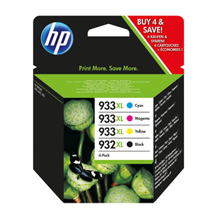 Ink cartridge multipack 932XL/933XL, HP